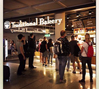 Tradidionelle Bäckerei
