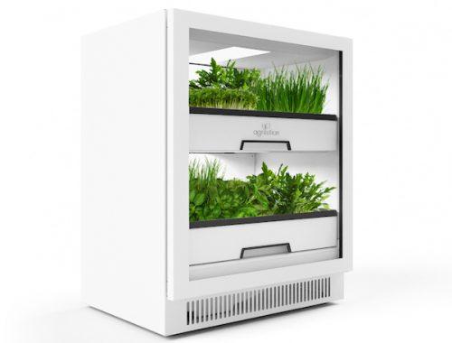 Vertical Farming für den eigenen Bedarf